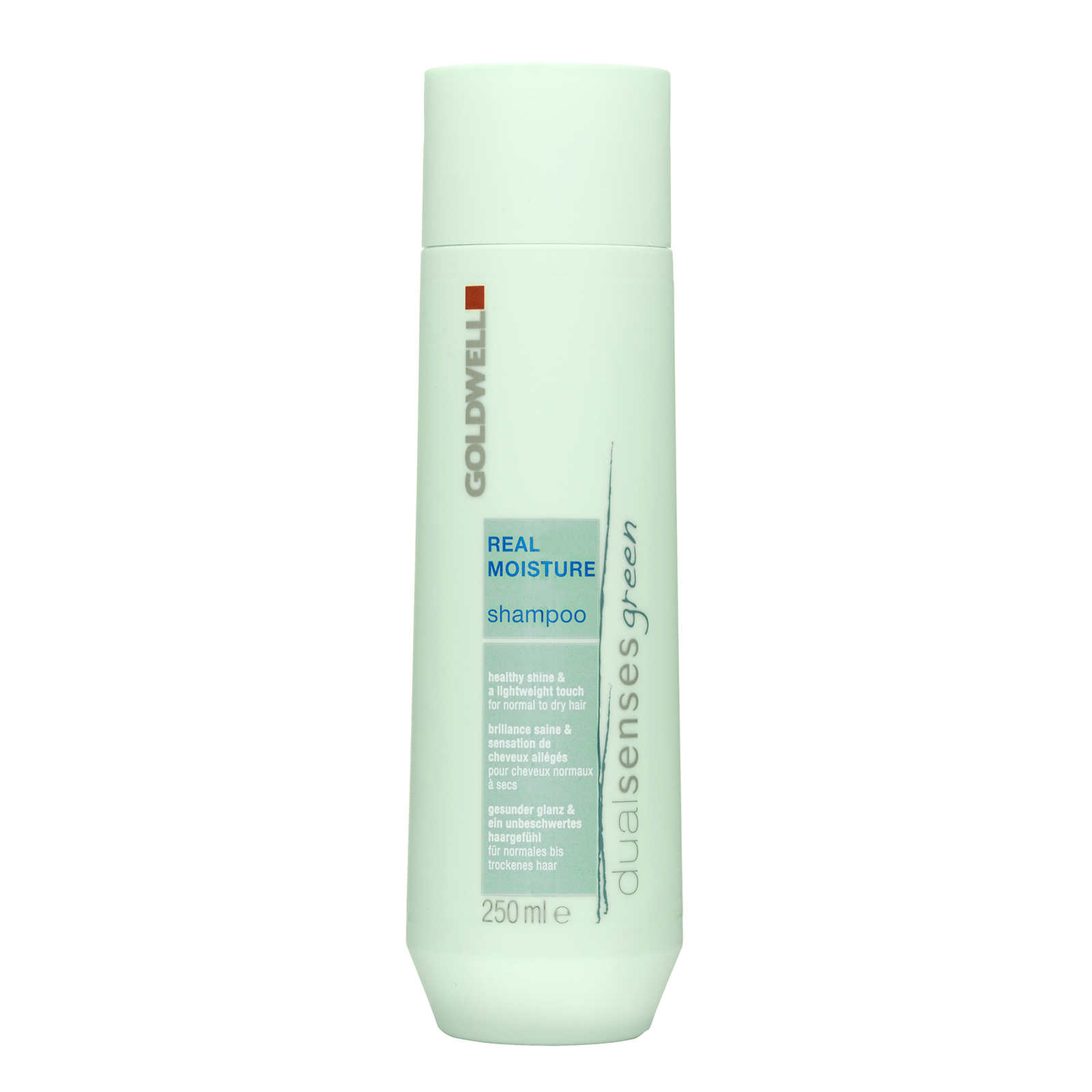 Goldwell Dualsenses Green Real Moisture  Shampoo (For Normal To Dry Hair) 250ml,