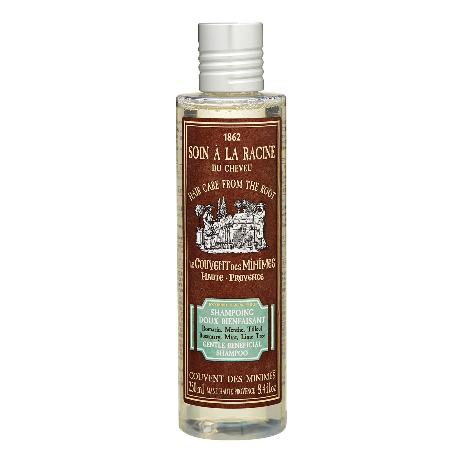Le Couvent des Minimes Hair Care from the Root Gentle Beneficial Shampoo (For All Hair Types) 8.4oz, 250ml