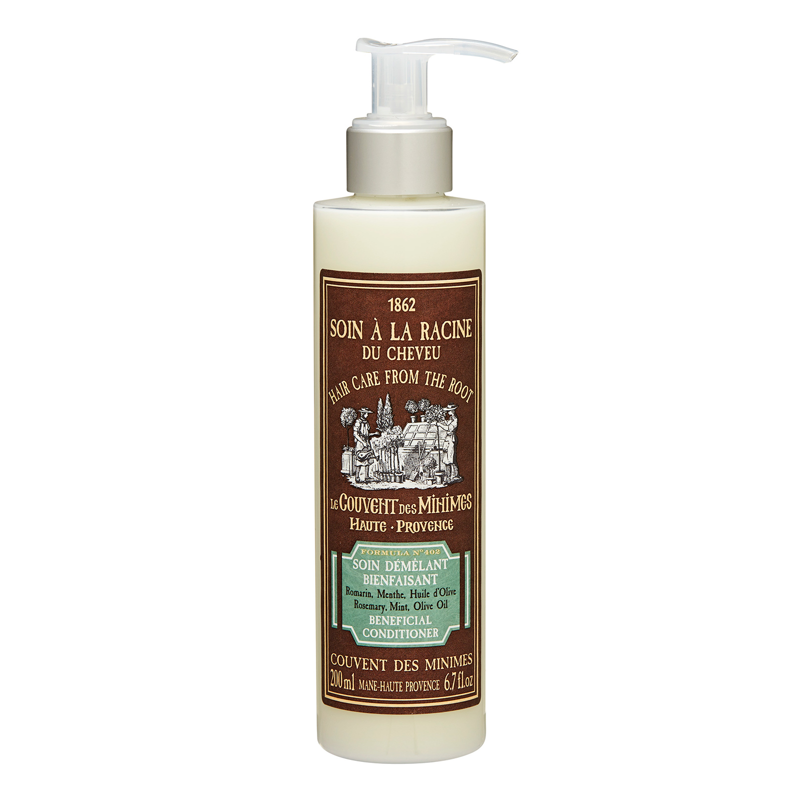 Le Couvent des Minimes Hair Care from the Root Beneficial  Conditioner (For All Hair Types)  6.7oz, 200ml