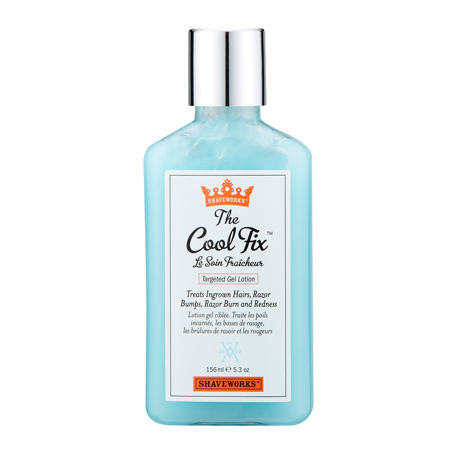 Anthony Shaveworks The Cool Fix™ Targeted Gel Lotion 5.3oz, 156ml ALX0100011-000-00