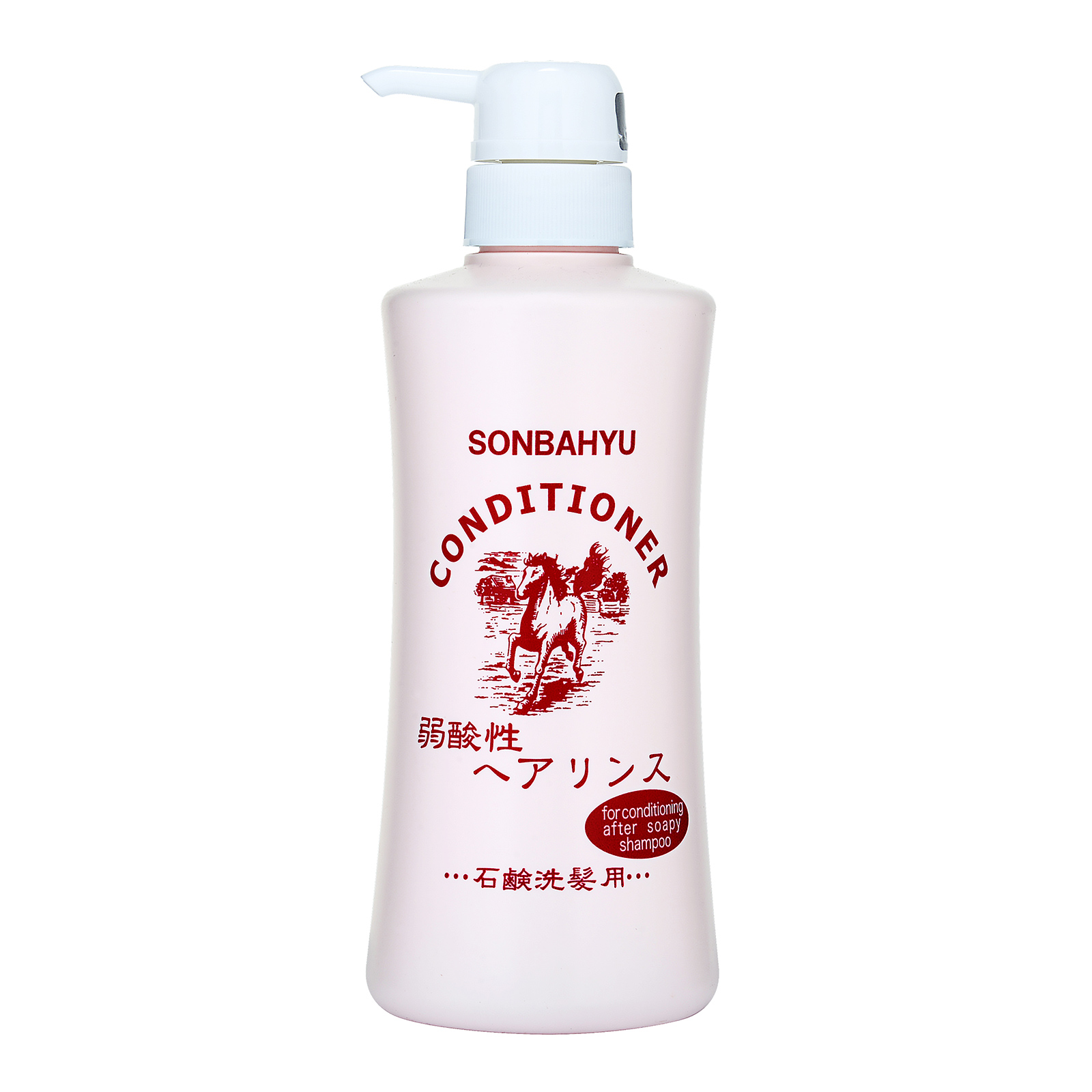Yakushido Son Bahyu Mild Acid Conditioner 400ml,