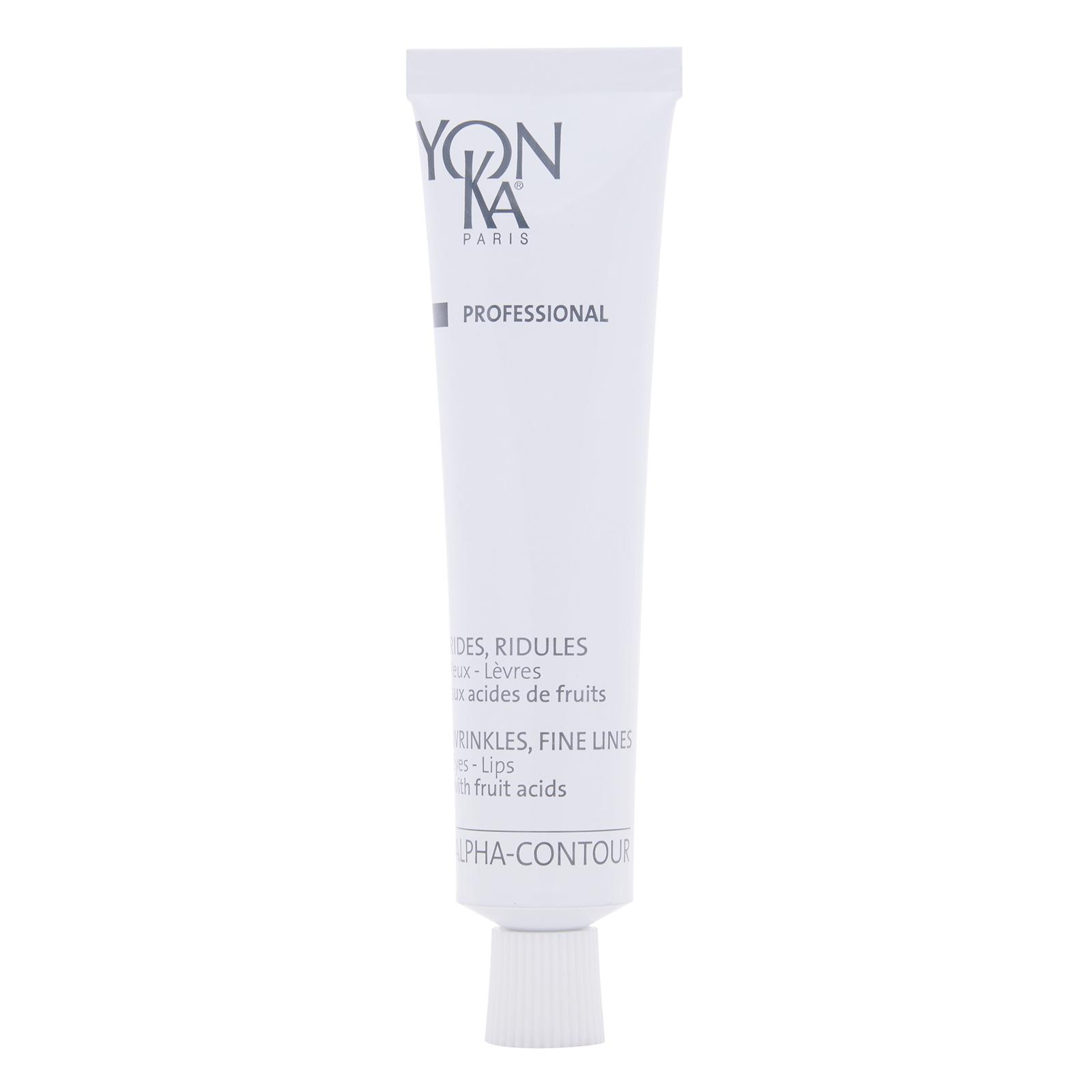 YON-KA Professional  Alpha-Contour Eyes-Lips (Wrinkles, Fine Lines) 0.91oz, 25ml