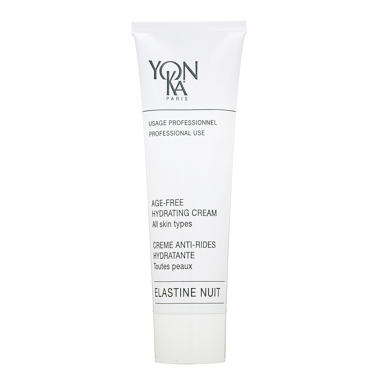 YON-KA Professional Elastine Nuit Protective Age-Free Hydrating Cream (All Skin Types) 3.52oz, 100ml