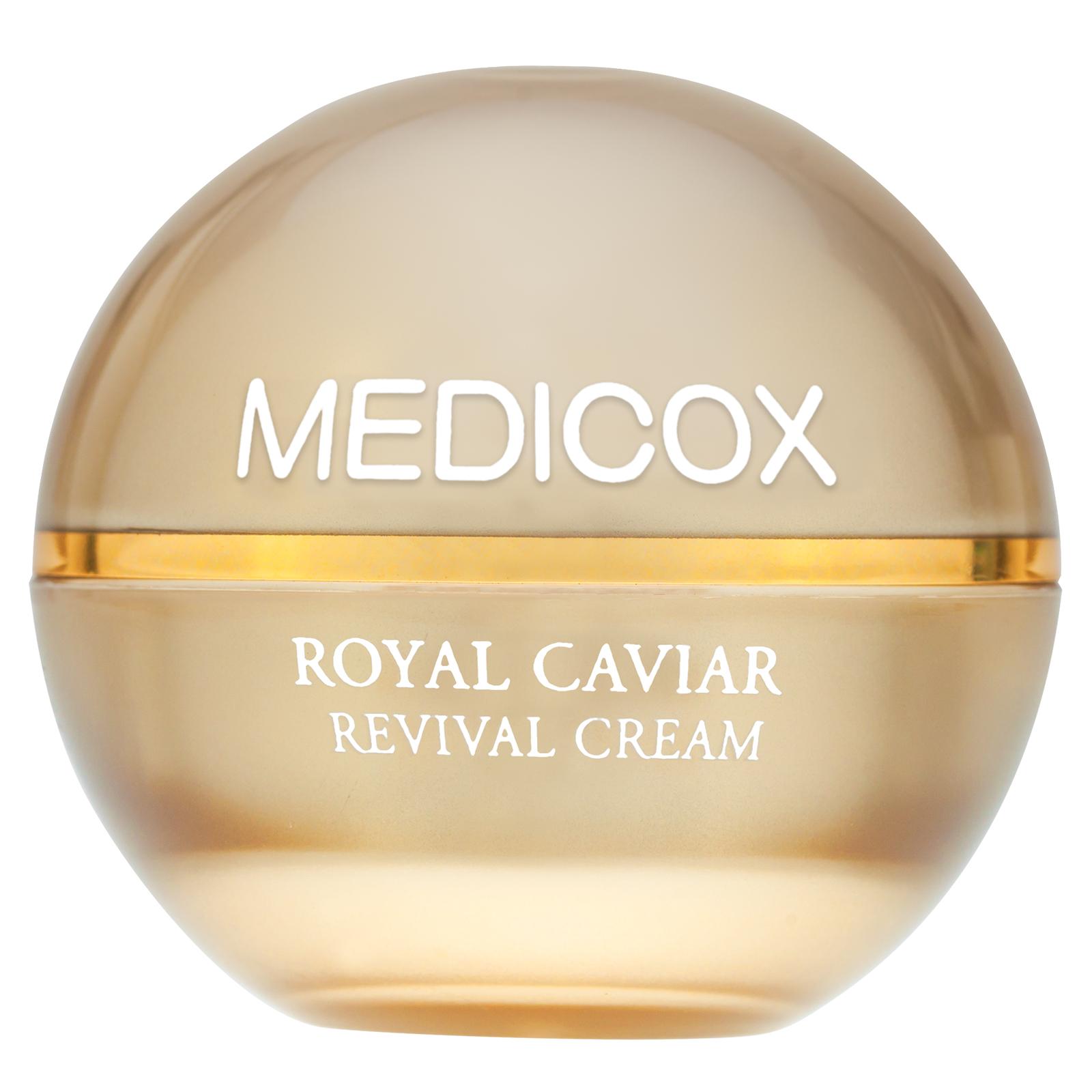 Medicox Royal Caviar Revival Cream 0.53oz, 15g