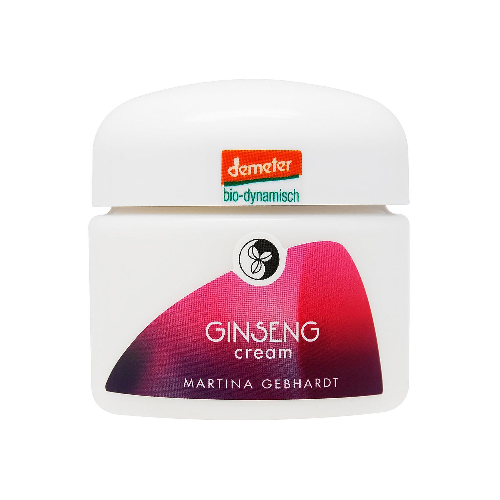 Martina Gebhardt Ginseng Cream 1.8oz, 50ml from Cosme-De.com