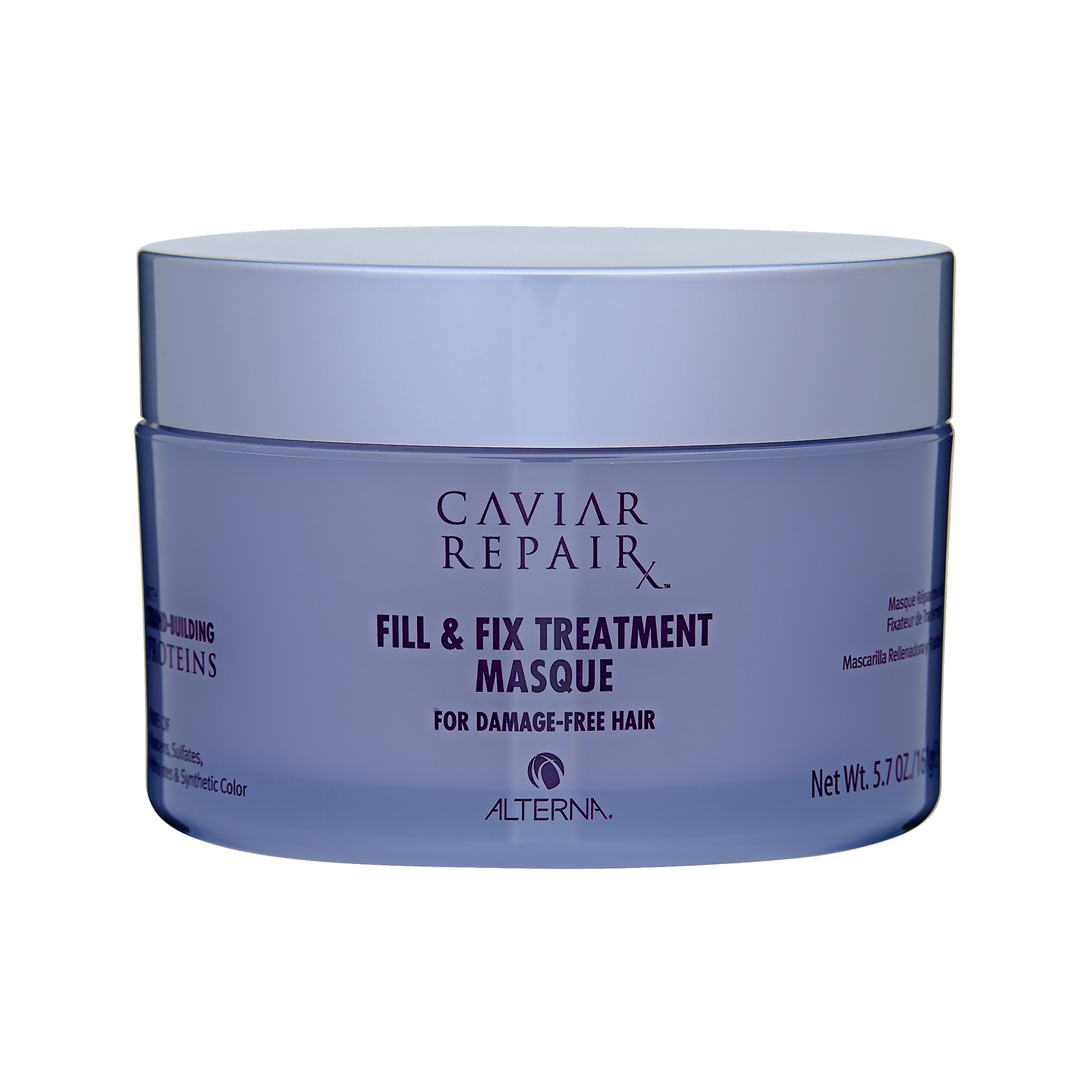 Alterna Haircare Caviar Repairx Fill & Fix Treatment Masque For Damage-Free Hair 5.7oz, 161g