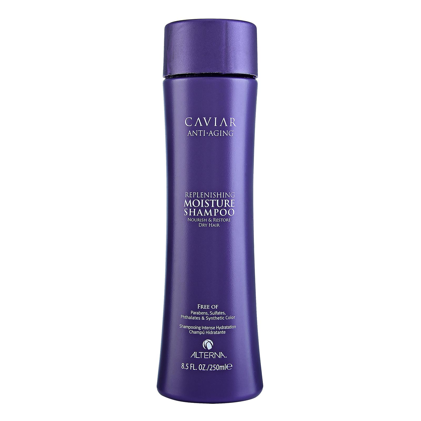 Alterna Haircare Caviar  Anti-Aging Replenishing Moisture Shampoo (Dry Hair) 8.5oz, 250ml