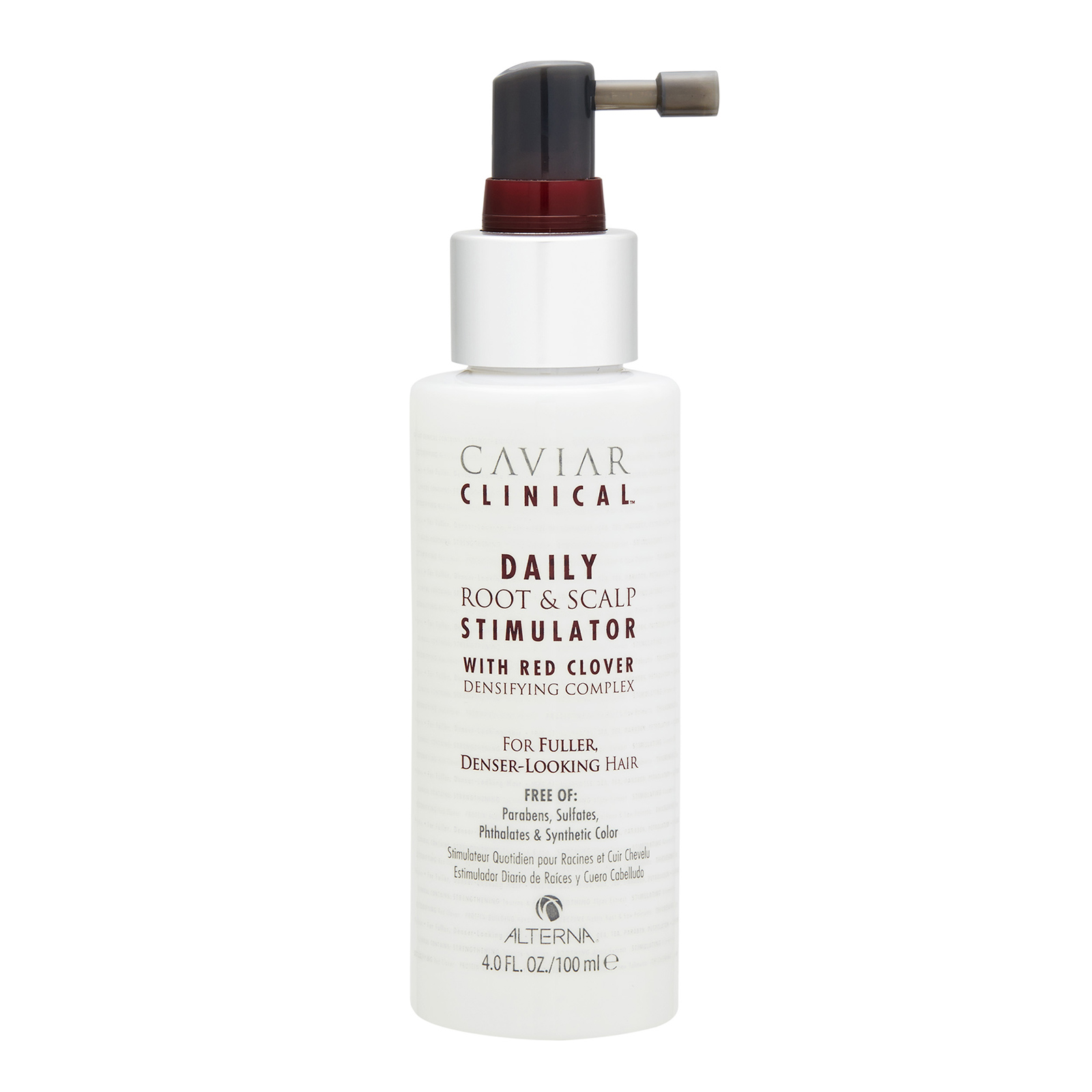 Alterna Haircare Caviar Clinical Daily Root & Scalp Stimulator 4oz, 100ml ATN0100008-000-00