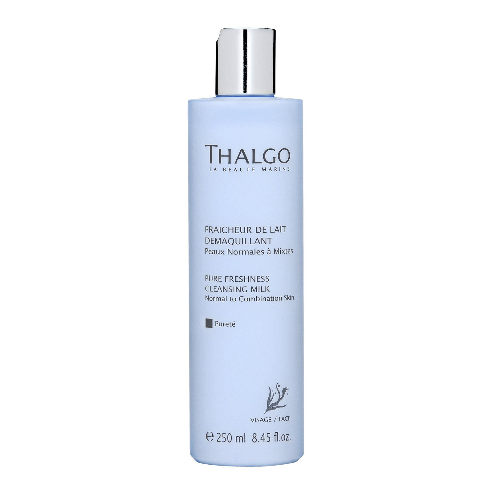 THALGO  Pure Freshness Cleansing Milk (Normal to Combination Skin) 8.45oz, 250ml