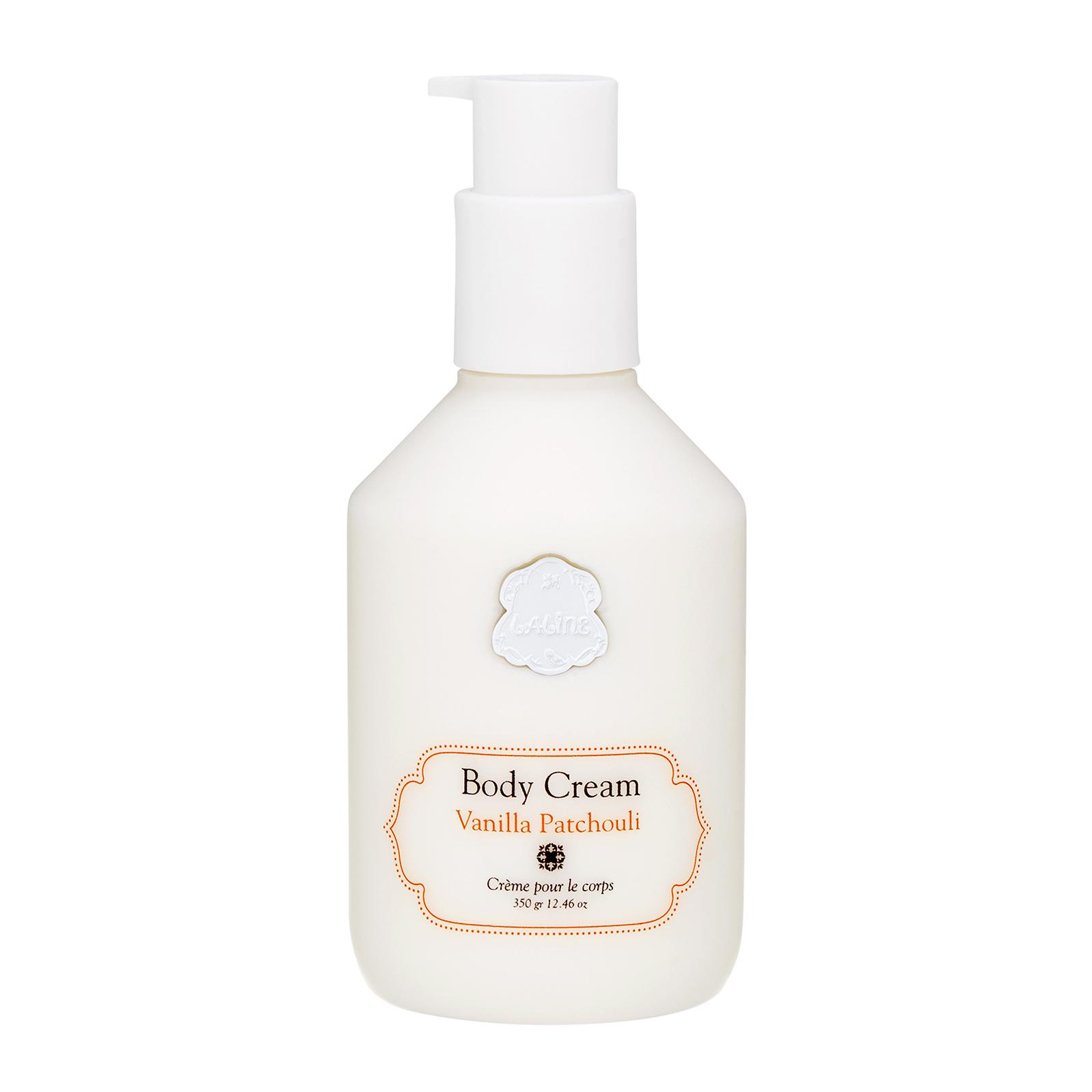 Laline Vanilla Patchouli  Body Cream 12.46oz, 350g