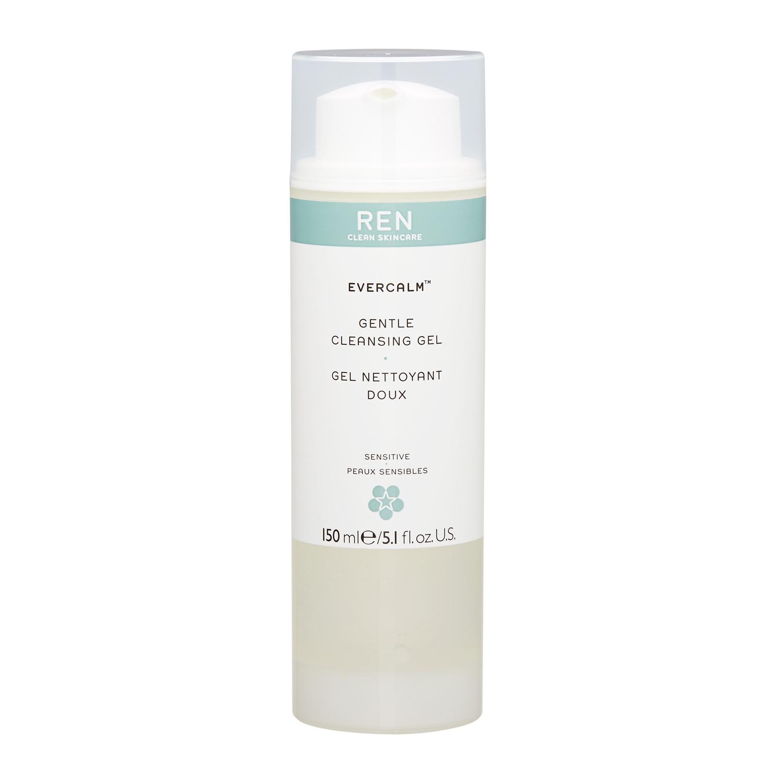 REN Evercalm™  Gentle Cleansing Gel (Sensitive Skin) 5.1oz, 150ml