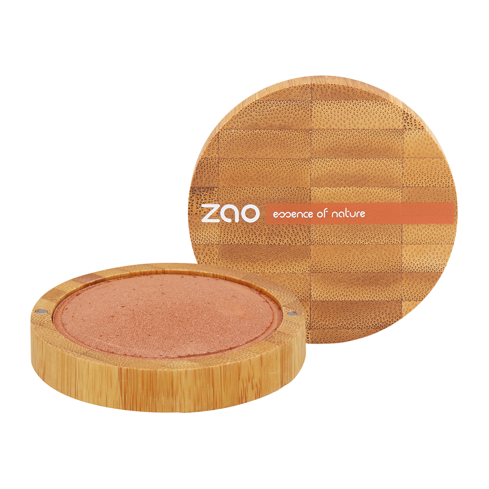 ZAO  Mineral Cooked Powder 341 Golden Copper, 0.53oz, 15g from Cosme-De.com