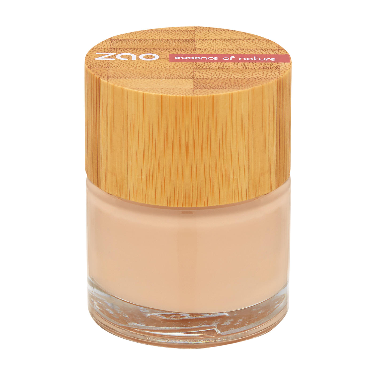ZAO  Silk Foundation 701 Ivory, 1oz, 30ml from Cosme-De.com