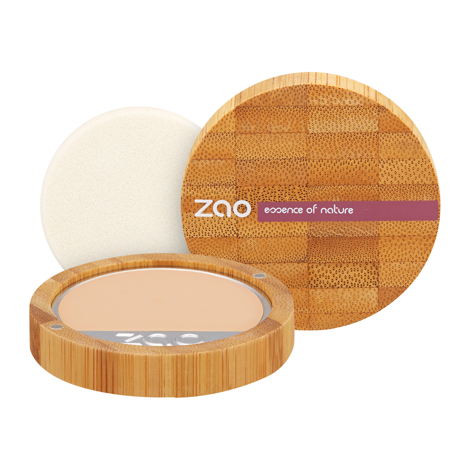 ZAO  Compact foundation 730 Ivory, 0.212oz, 6g from Cosme-De.com