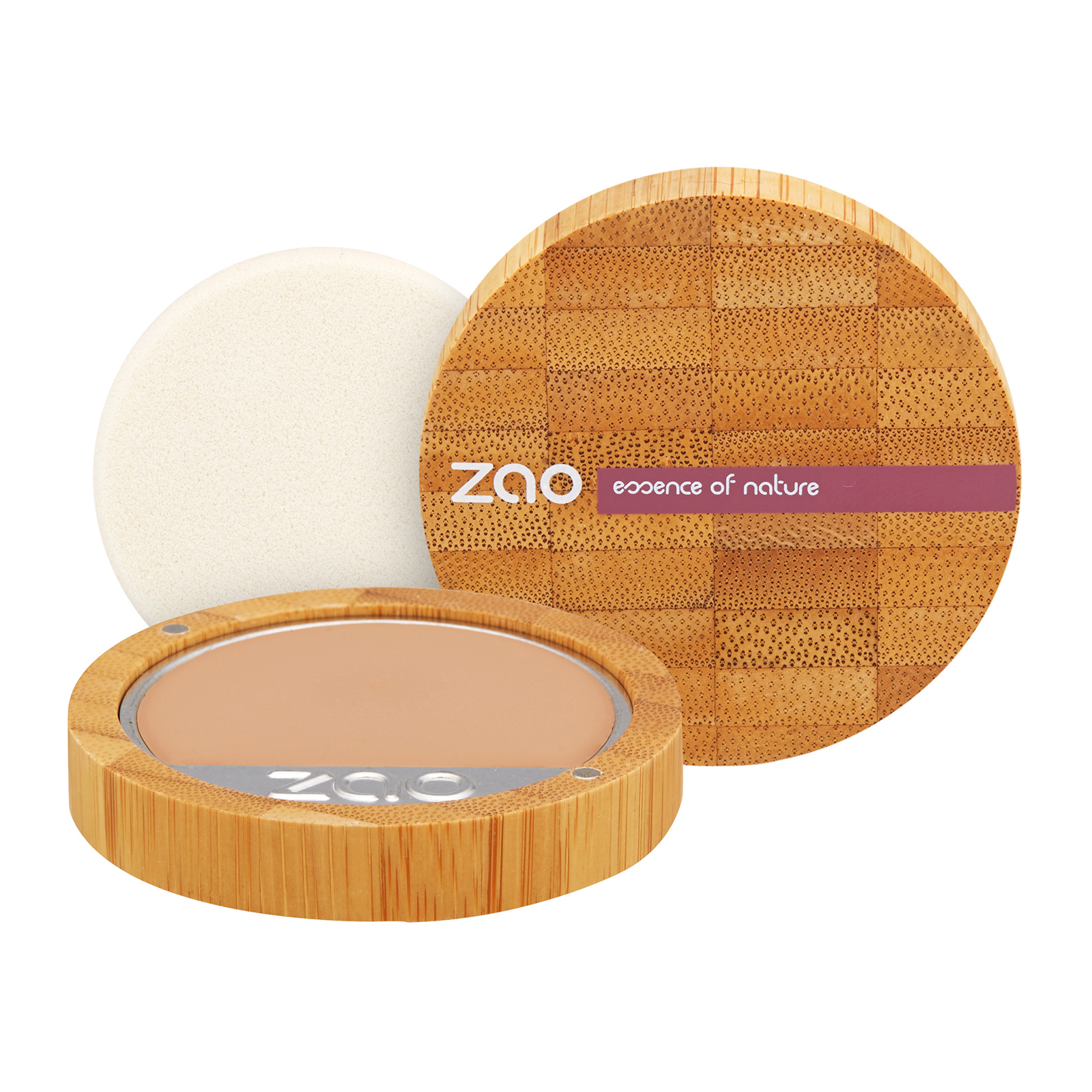 ZAO  Compact foundation 733 Neutral, 0.212oz, 6g from Cosme-De.com