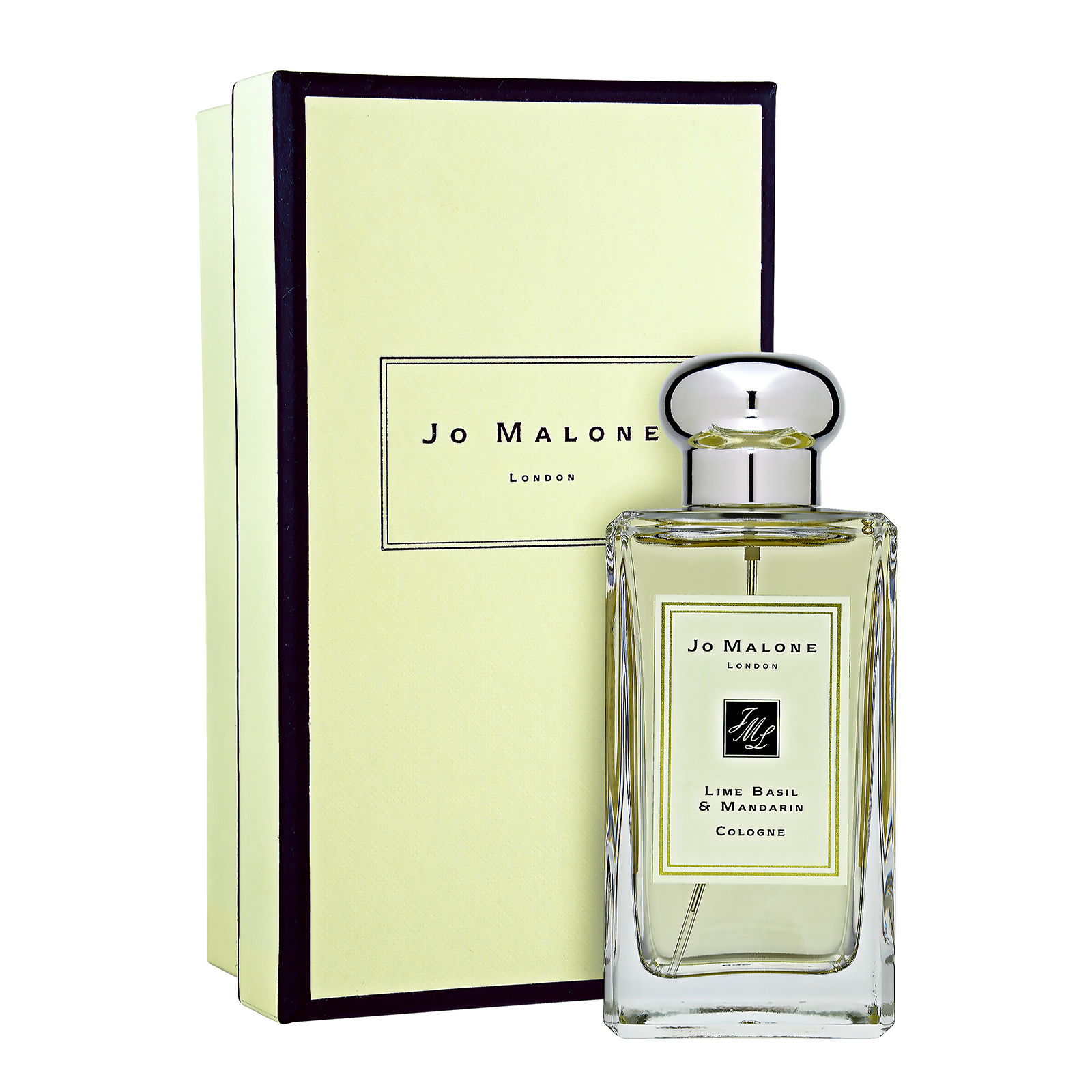 Jo Malone Lime Basil Mandarin Cologne 34oz100ml Fragrance Women