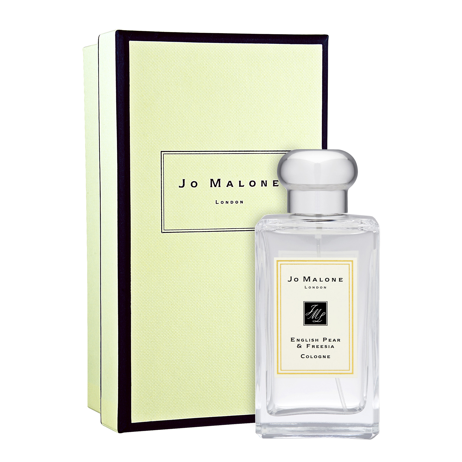 e08158f21d31a Details about Jo Malone English Pear   Freesia Cologne 3.4oz