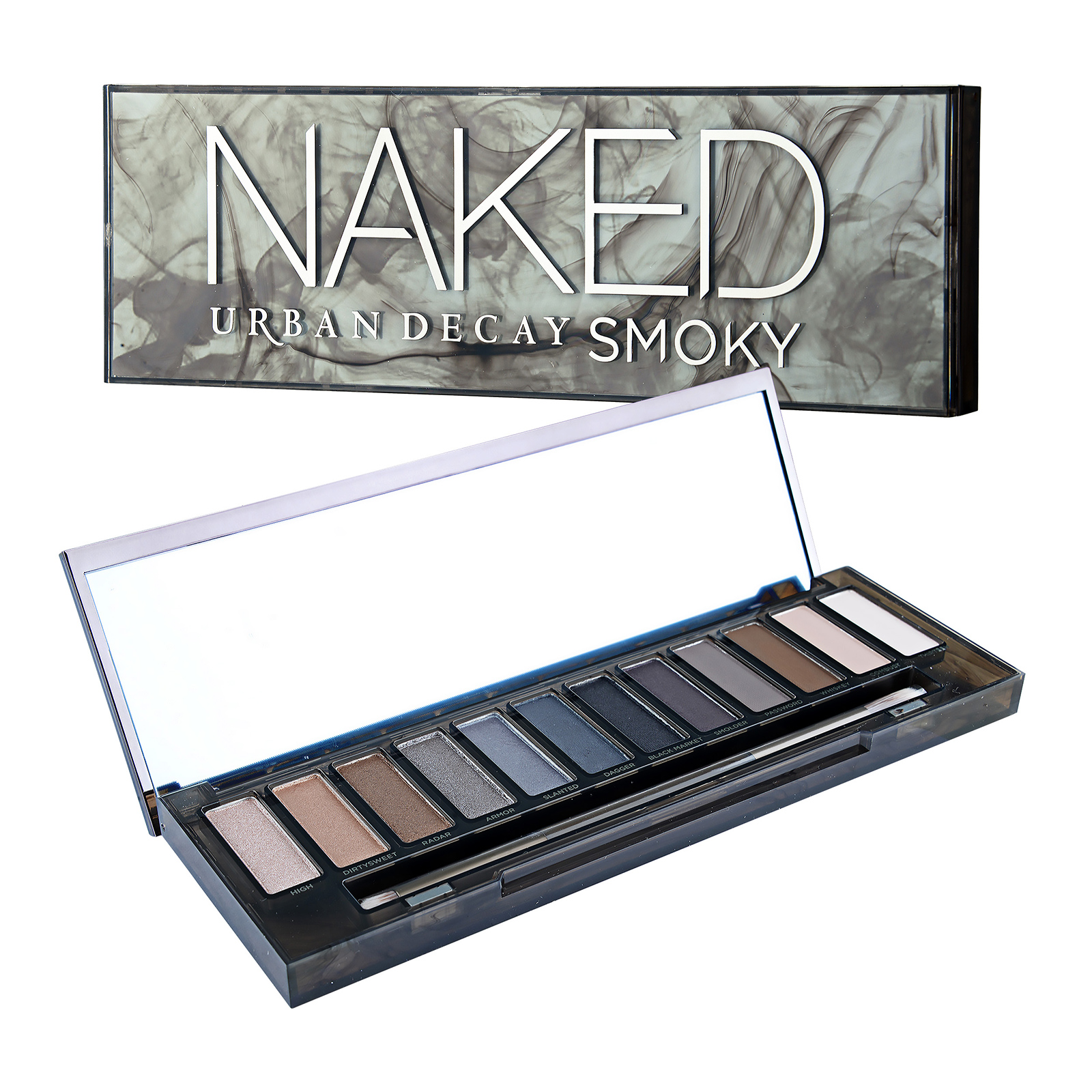Urban Decay  Naked Smoky Eyeshadow Palette 1box, from Cosme-De.com