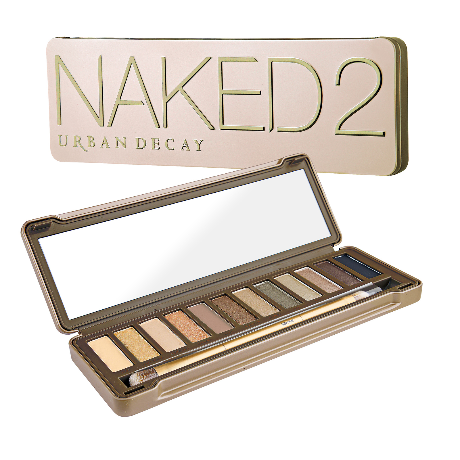 Urban Decay  Naked2 Eyeshadow Palette 1box, from Cosme-De.com